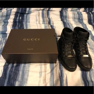 Gucci California High-top Sneakers